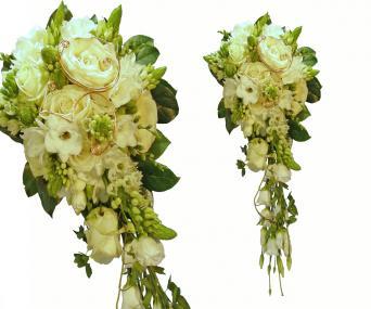 Svatební kytice 164
